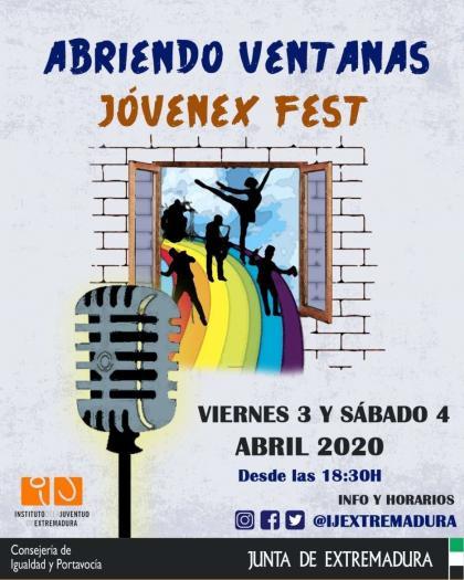 Jóvenes de Coria y Moraleja participarán en un festival virtual para amenizar el confinamiento