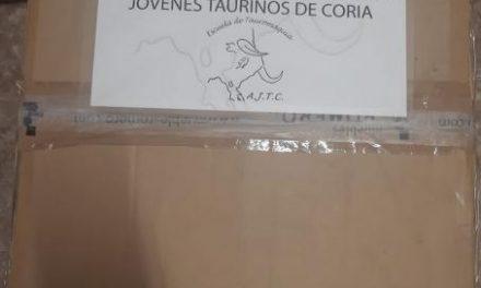 Jóvenes Taurinos de Coria habilita una cuenta bancaria para adquirir material sanitario