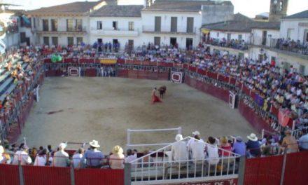 La plaza de toros se instalará en el centro de Moraleja