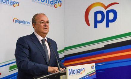 Monago dice que es preocupante que haya más fallecidos en la provincia de Cáceres que en toda Galicia