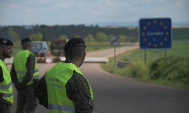 El paso fronterizo de Valencia de Alcántara con Marvao reduce su horario