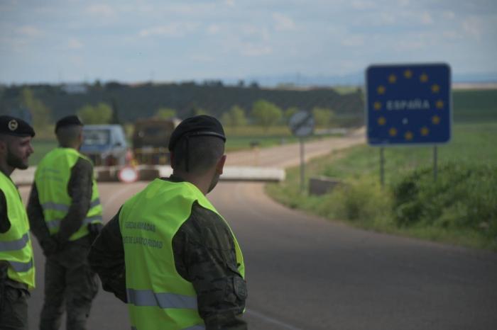 Casi 200 militares de la Brigada Extremadura XI se despliegan en localidades y en puntos fronterizos