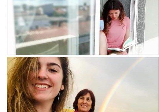 """La serenidad de Cristina y la felicidad de María, claves para afrontar la cuarentena y plantar cara al """"bicho"""""""