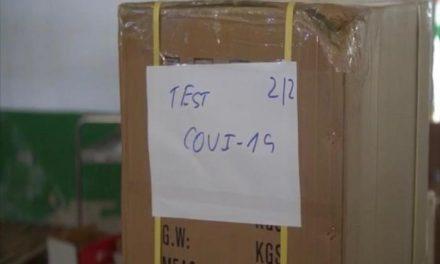 Los test rápidos para detectar el Covid-19 llegan a Extremadura tras superar los 200 fallecidos