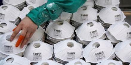 Extremadura ha recibido 443.895 mascarillas de los 23 millones entregadas por Sanidad a la regiones
