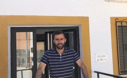 "Rubén Morera: ""Si el coronavirus llega a Cachorrilla nos quedamos sin población"""