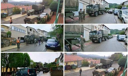 Diario de un soldado: Jueves Santo, impedir la llegada del Covid-19 a la residencia de  Torre de Don Miguel