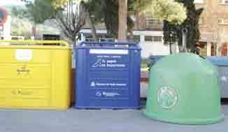 Extremadura recicla un 33,5 por ciento más de envases de vidrio en el primer semestre del año 2008