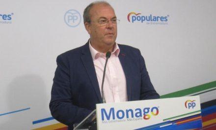 Monago exige al SES que contrate a médicos y enfermeros residentes cuando finalice su formación
