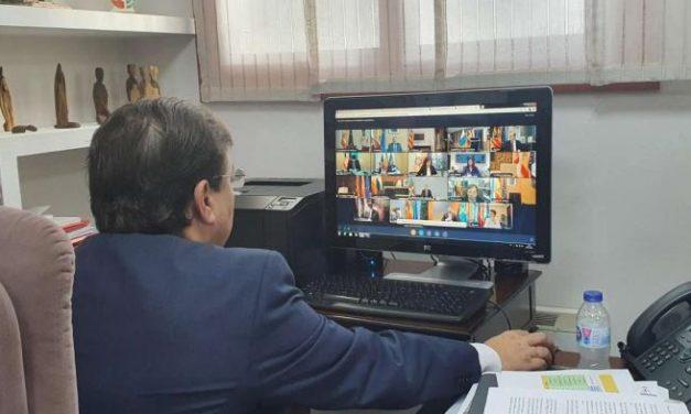 Fernández Vara pide a Pedro Sánchez que los trabajadores afectados por un ERTE cobren antes del 10 de mayo