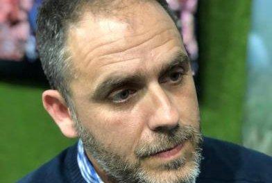 """César Herrero: """"No provoquemos que la celebración sea el comienzo de una nueva pesadilla"""""""