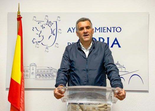 """Ballestero sobre Diputación: """"Lo han vuelto a hacer, sólo quieren a Coria como un trofeo"""""""