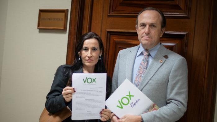 """VOX pide la dimisión de Vara por establecer ahora un """"plan de normalización"""" del SES a pesar del Covid-19"""