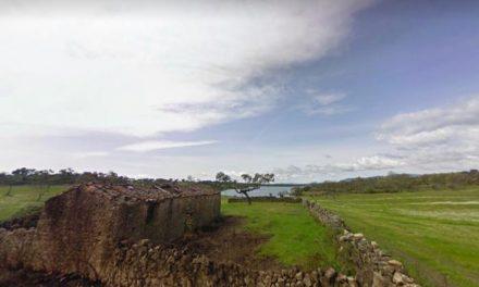 El agua de riego garantizada: la presa Rivera de Gata está a 3 hectómetros cúbicos de llegar a su capacidad máxima