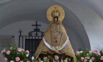 Culto virtual: Los cacereños podrán seguir el Novenario de la Virgen de la Montaña por redes sociales