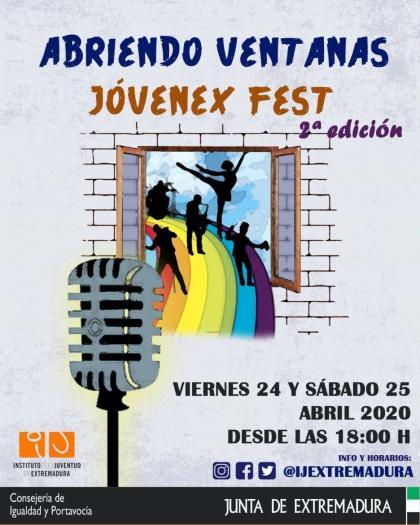 Alternativas durante el Covid: Más de 30 de jóvenes participarán este fin de semana en un festival virtual