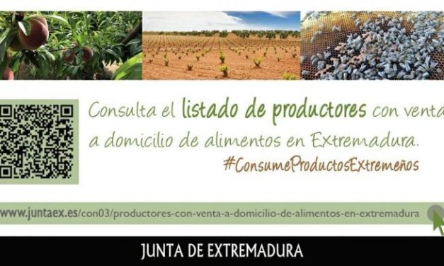 Altenativa al Covid: Un total de 65 productores con venta a domicilio ya se han inscrito en el registro de la Junta