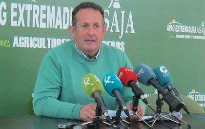 Objetivo salvar el campo: Extremadura Asaja pide la intervención pública de los precios y medidas fiscales