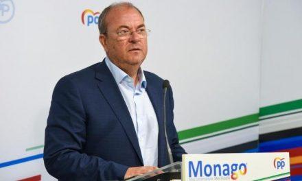 Monago anuncia más de 300 iniciativas parlamentarias para controlar a la Junta de Extremadura sobre el Covid