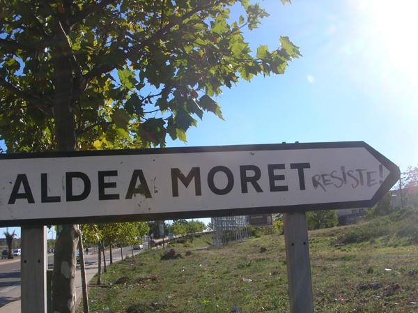 La Junta y el Ayuntamiento  de Cáceres inician el plan para la regeneración de Aldea Moret