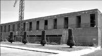 Las obras de construcción del centro de salud de Gévora estarán terminadas en el próximo mes de diciembre