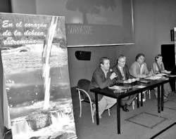 La Mancomunidad Sierra Suroeste presenta en la Expo de Zaragoza su potencial hídrico y turístico