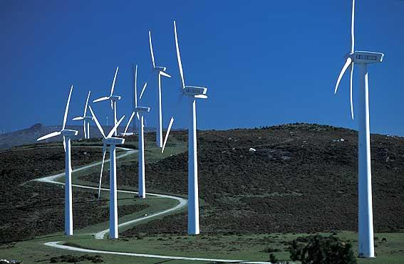 La Junta de Extremadura autoriza 22 parques eólicos que generarán energía en el año 2011