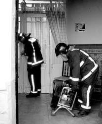 Los bomberos del parque comarcal Don Benito-Villanueva realizan 287 salidas desde enero