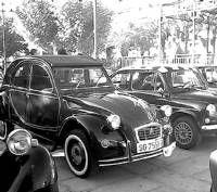 Los coches clásicos se pondrán de nuevo en ruta por Cañaveral a partir del próximo 7 de septiembre