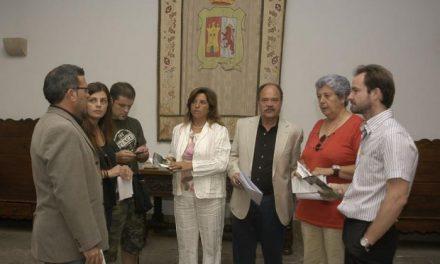 """Silvia González destaca el carácter emprendedor de la Sierra de Montánchez con """"Activa tu comarca"""""""