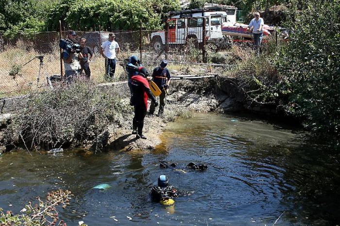 Los restos humanos hallados en julio en Baños no pertenecen al joven desaparecido de Béjar