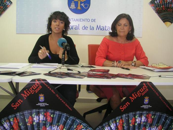 Navalmoral de la Mata presenta el programa de San Miguel 2008 con novedades del 25 al 28 de septiembre