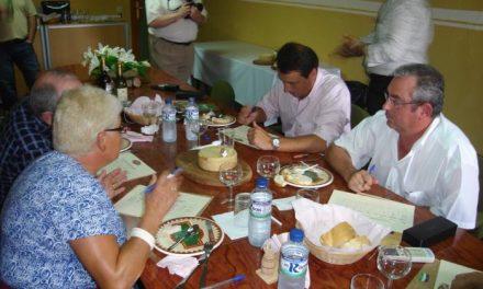 SAT Cabanillas Rodríguez de Castuera gana la cata concurso de tortas de La Serena en el salón del ovino
