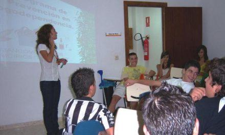 El Ayuntamiento de Malpartida de Cáceres ha organizado un ciclo de charlas para los jóvenes