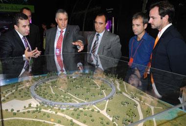 Extremadura lleva a la Expo el Centro de Innovación Deportiva, que aspira a ser un referente internacional