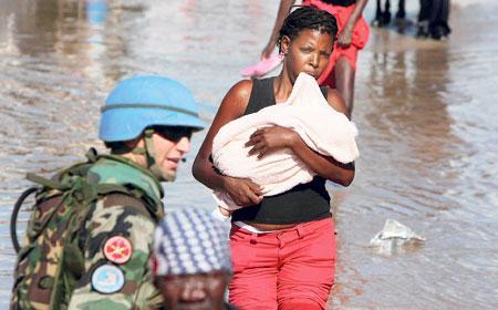 Extremadura se une al equipo de emergencia y ayuda que Cruz Roja Española envía a Haití