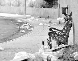 Los vecinos y dueños de los bares de Plasencia apoyan que se ponga un límite en el  horario al ´botellón´