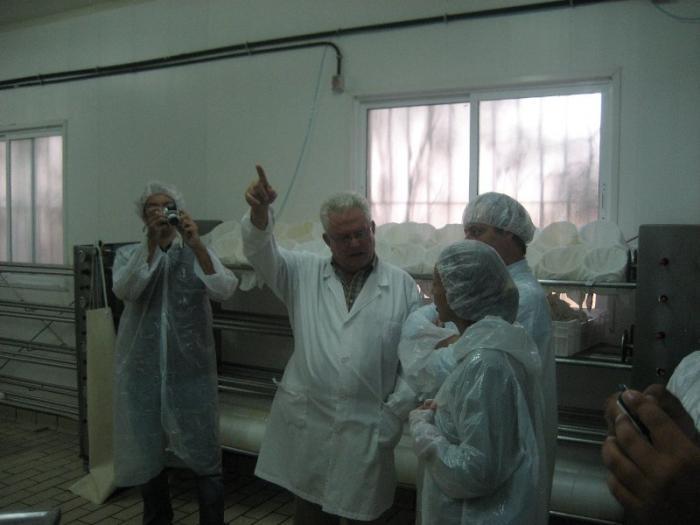 Productores de queso de la Denominación de La Serena y de Portugal acuerdan una comercialización conjunta