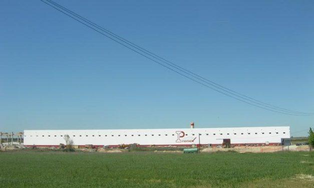 Caen el consumo de cemento y la producción de hormigón en Extremadura por el parón de la construcción
