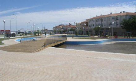 La empresa Gopersa finaliza las obras de urbanización de un nuevo barrio en Navalmoral de la Mata