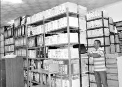 El Ayuntamiento de Villanueva de la Serena  encarga catalogar y digitalizar su archivo municipal
