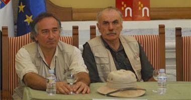 Los directores del proyecto 'Primeros Pobladores' reclaman la implicación de las instituciones