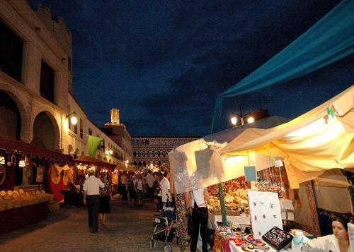 La fiesta de Almossassa de Badajoz incluirá poesía andalusí, conferencias, visitas guiadas y espectáculos