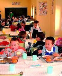 La apertura del comedor escolar del colegio Antonio Machado está pendiente de las solicitudes de los padres