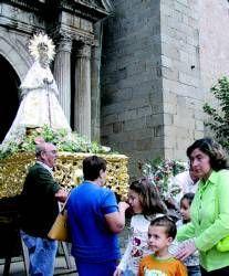 La Virgen de las Cruces, patrona de Don Benito, estrenará una nueva corona en la tradicional Velá