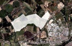 El Ayuntamiento de Badajoz levanta la protección del terreno para la futura Plataforma Logística