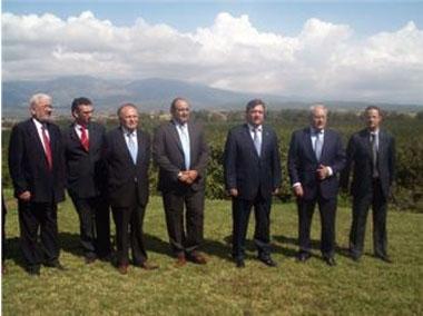 Vara dice que no hay confrontación con Andalucía por el traspaso de la gestión del Guadalquivir
