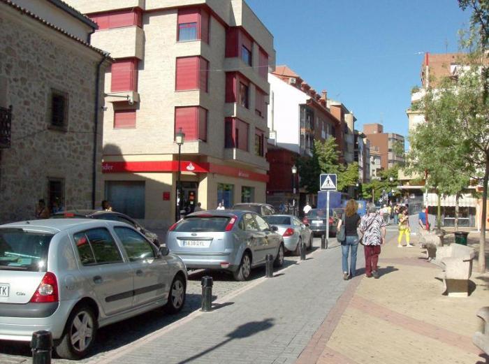 Empresarios de Navalmoral se oponen a que se lleve a cabo la peatonalización de dos calles de la zona centro