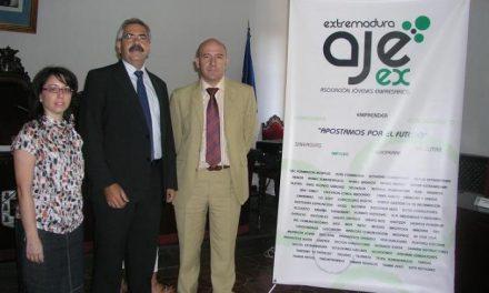 El Ayuntamiento de Coria facilitará instalaciones a la Asociación de Jóvenes Empresarios de Extremadura