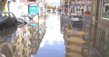 Catorce poblaciones presentan un alto riesgo de sufrir daños por inundaciones